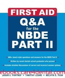 First Aid Q&A for the NBDE Part II (pdf)