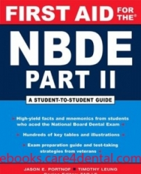 First Aid for the NBDE, Part II (pdf)