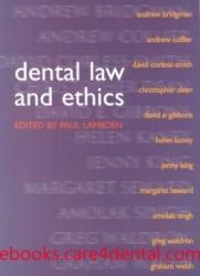 Dental Law and Ethics (pdf)
